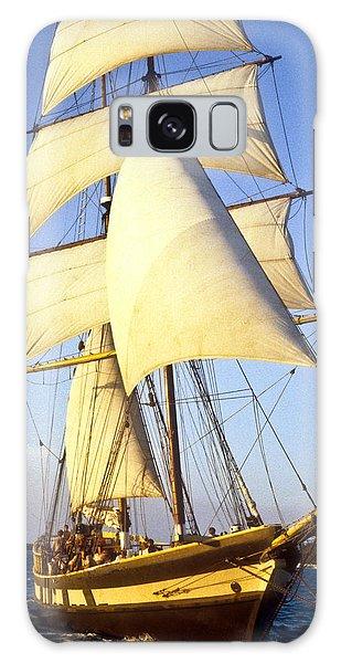 Sailing Ship Carribean Galaxy Case