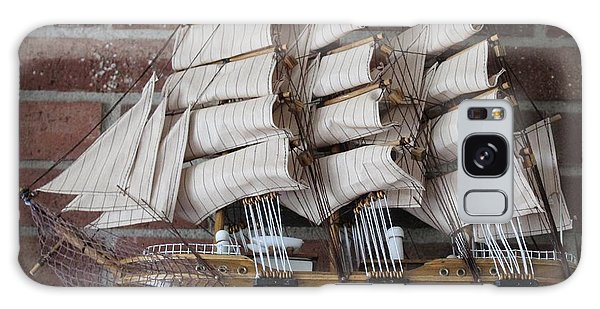 Sailing Ship Galaxy Case