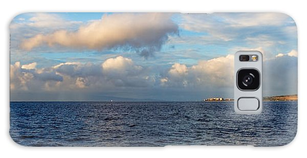 Sailing To Lahaina Galaxy Case