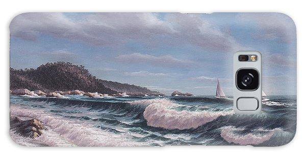 Sailing Toward Point Lobos Galaxy Case