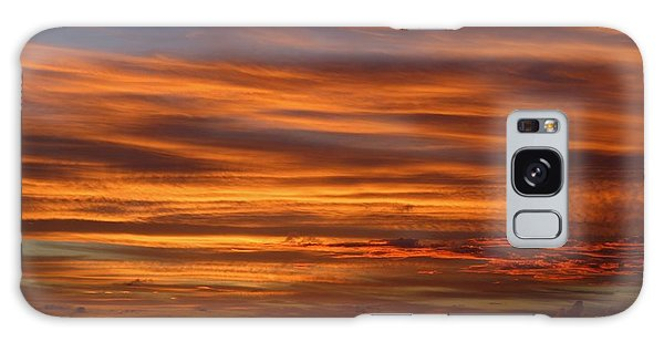 Sailor's Delight Galaxy Case by Living Color Photography Lorraine Lynch