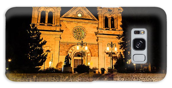 Saint Francis Cathedral Galaxy Case
