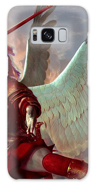 Saint Gabriel The Archangel Galaxy Case