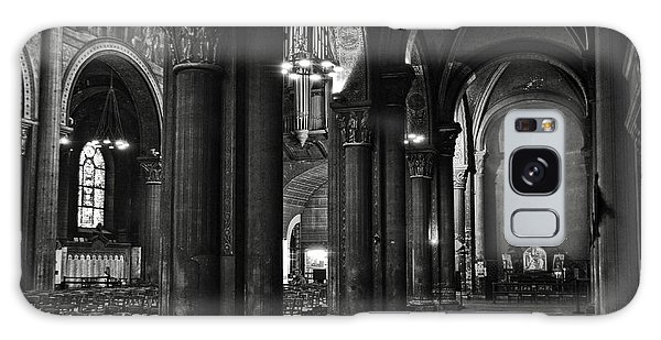 Saint Germain Des Pres - Paris Galaxy Case by RicardMN Photography