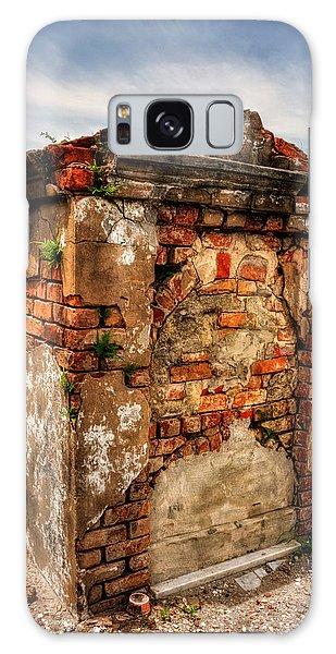 Saint Louis Cemetery No. 1 Brick Grave Galaxy Case