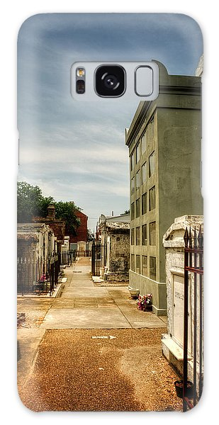Saint Louis Cemetery Number 1 Galaxy Case