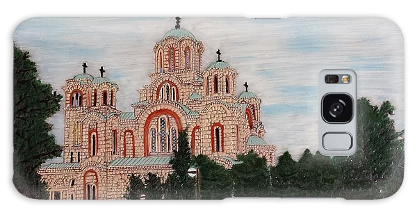 Saint Marko Church  Belgrade  Serbia  Galaxy Case