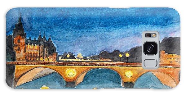 Saint-michael Bvd. Paris Galaxy Case