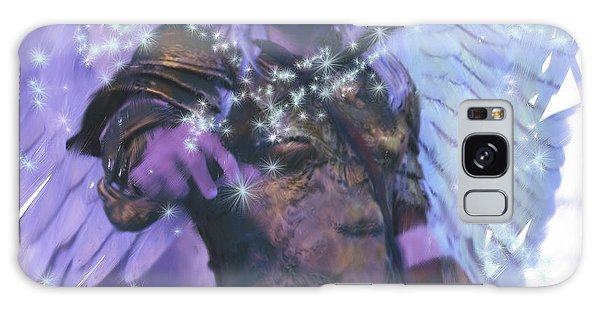 Saint Michael The Archangel Galaxy Case