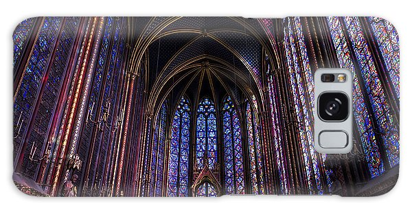 Sainte Chapelle Galaxy Case