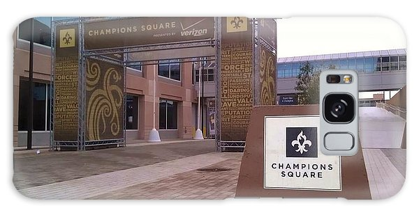 Saints - Champions Square - New Orleans La Galaxy Case