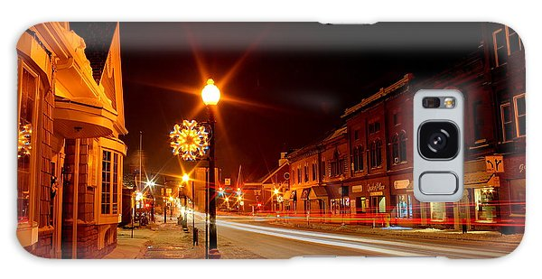 Salem Ohio Christmas Galaxy Case