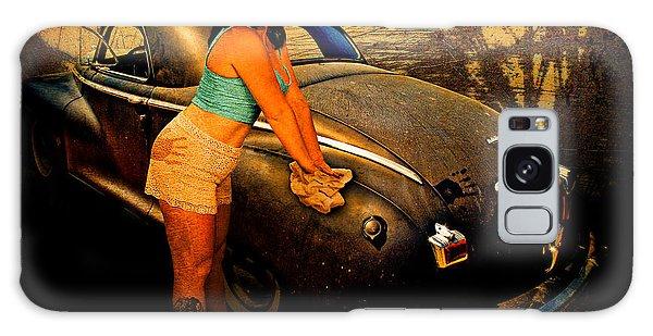 Salesman Coupe Comes Clean At Gantt's Garage Galaxy Case