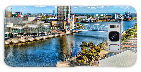 Salford Quays Galaxy Case