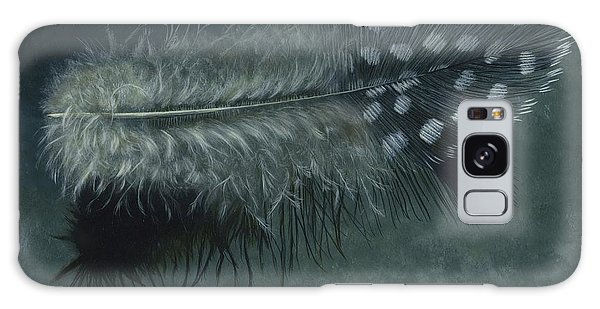 Sal's Feather Galaxy Case