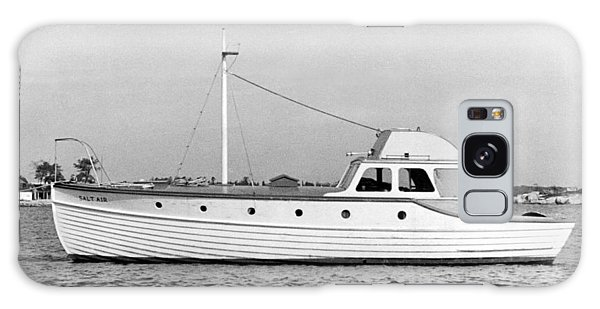 Motor Yacht Galaxy Case - Salt Air by Underwood Archives