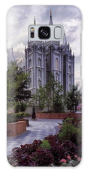 Salt Lake Temple Galaxy Case
