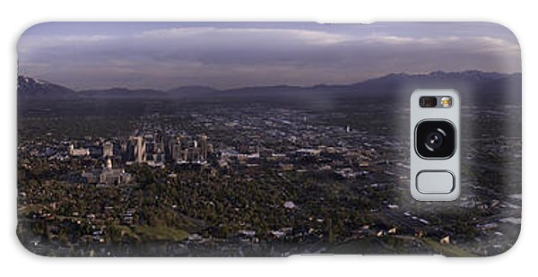 Temple Galaxy Case - Salt Lake Valley by Chad Dutson