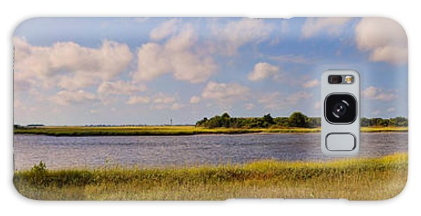 Salt Marsh Morning - Southport Galaxy Case