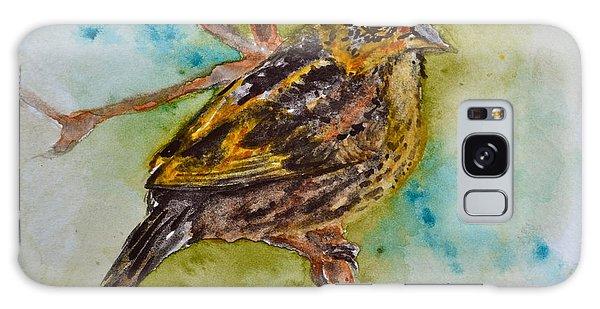 Saltmarsh Sparrow Galaxy Case