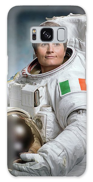 Astronaut Galaxy Case - Samantha Cristoforetti by Nasa