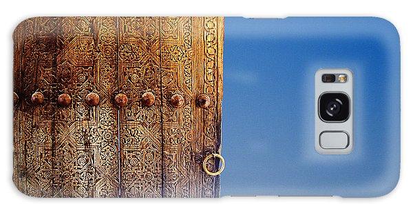 Samarkand Door Galaxy Case