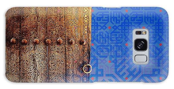 Samarkand Door Of Peace Galaxy Case