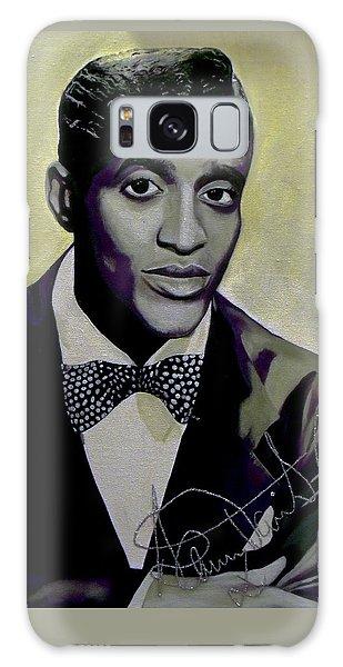 Sammy Davis Jr. Galaxy Case by Chelle Brantley