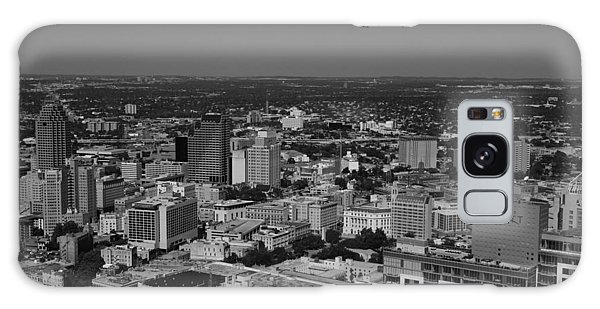 San Antonio - Bw Galaxy Case