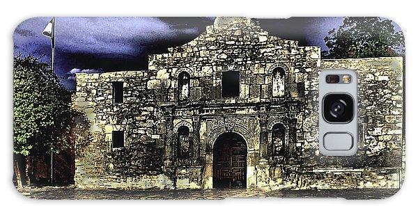 San Antonio E Galaxy Case