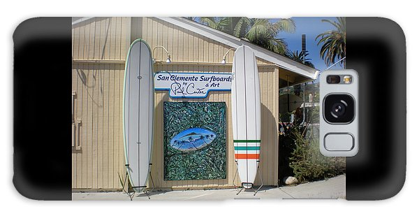 San Clemente Surfboards Galaxy Case
