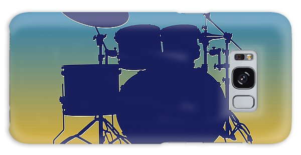 San Diego Chargers Drum Set Galaxy Case