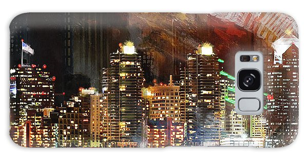 Central America Galaxy Case - San Diego City Collage 3 by Corporate Art Task Force