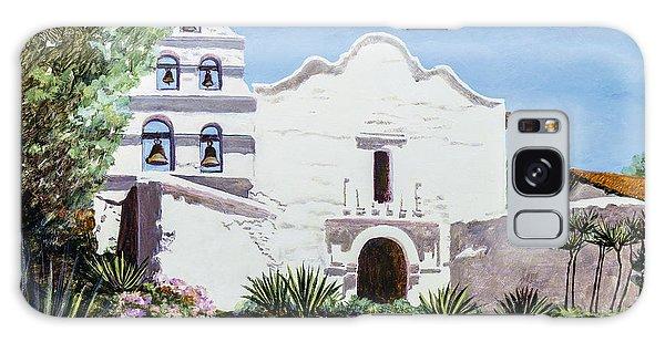 San Diego Mission De Alcala Galaxy Case