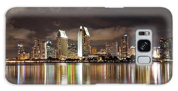 San Diego Skyline 1 Galaxy Case