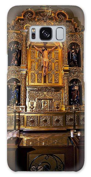 San Fernando Cathedral Altar Galaxy Case by Andy Crawford