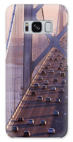 San Francisco Bay Bridge Galaxy Case
