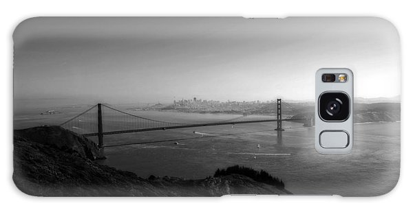 San Francisco Bw Galaxy Case