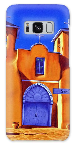 San Francisco De Asis Galaxy Case