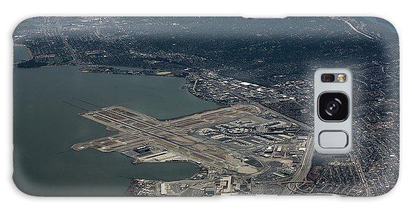 San Francisco International Airport Galaxy Case