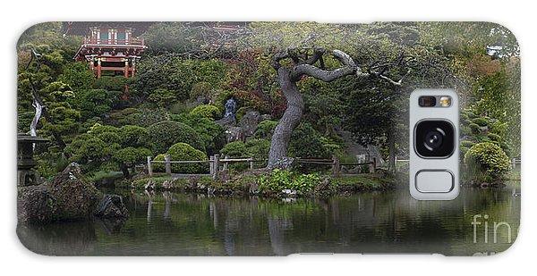 San Francisco Japanese Garden Galaxy Case