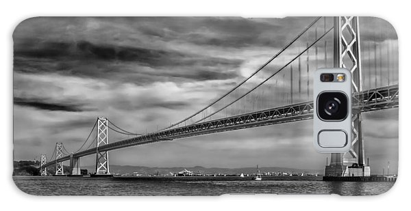 San Francisco - Oakland Bay Bridge Galaxy Case
