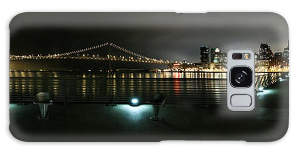 San Francisco Panorama Galaxy Case
