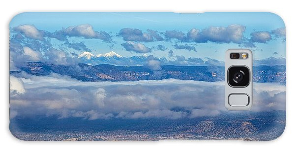 San Francisco Peaks Galaxy Case