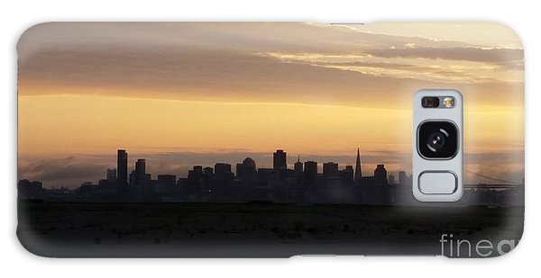 San Francisco Sunset Galaxy Case