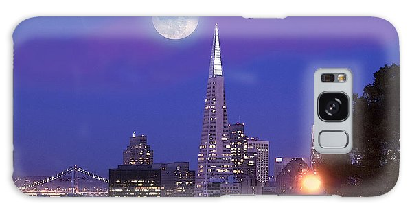 San Francisco - A Golden Handcuff Galaxy Case