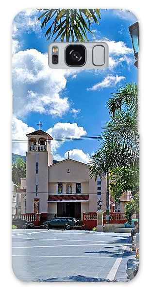 San Joaquin Catholic Church Galaxy Case
