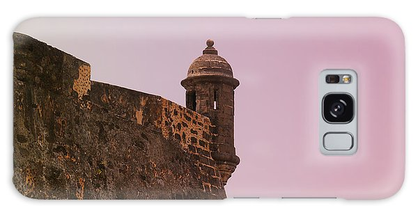 San Juan - City Lookout Post Galaxy Case by Richard Reeve