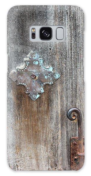 San Juan Door Detail With Latch Galaxy Case