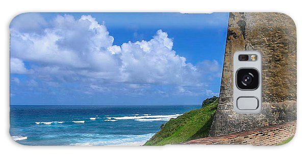 San Juan Puerto Rico  Galaxy Case by Trace Kittrell